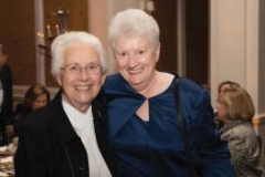 Sisters dance and celebrate at the CHRISTUS Foundation Gala held in their honor on November 3.