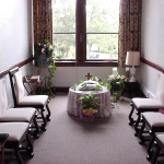 The Communal Prayer Room (CPR)